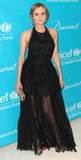 Diane Kruger arrived at UNICEF's Ball in LA.