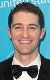 Matthew Morrison smiled in his tux.