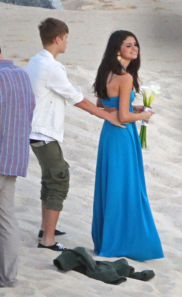 Selena Gomez and Justin Bieber had a lot of PDA during their vacation in Cabo.