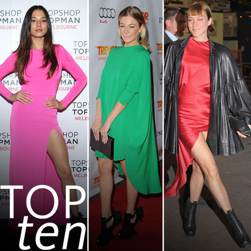 Pictures of the Top Ten Best Dressed Celebrities This Week: Olivia Palermo, Kate Bosworth, Behati Prinsloo and more!