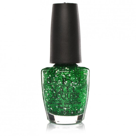 OPI Muppets Collection Fresh Frog of Bel Air: Green Glitter, $19.95