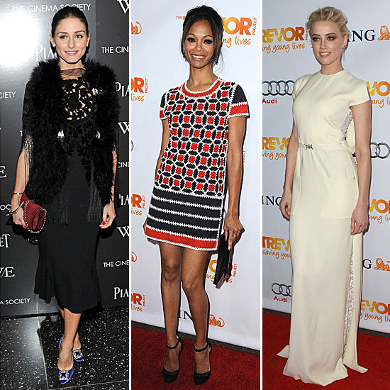 The red carpet hotness level was at an all-time high — catch up on the most glam ensembles!