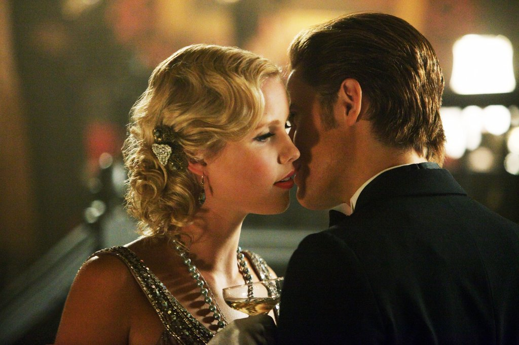 Rebekah and Stefan, The Vampire Diaries