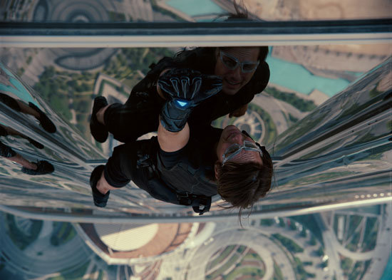 Mission: Impossible — Ghost Protocol