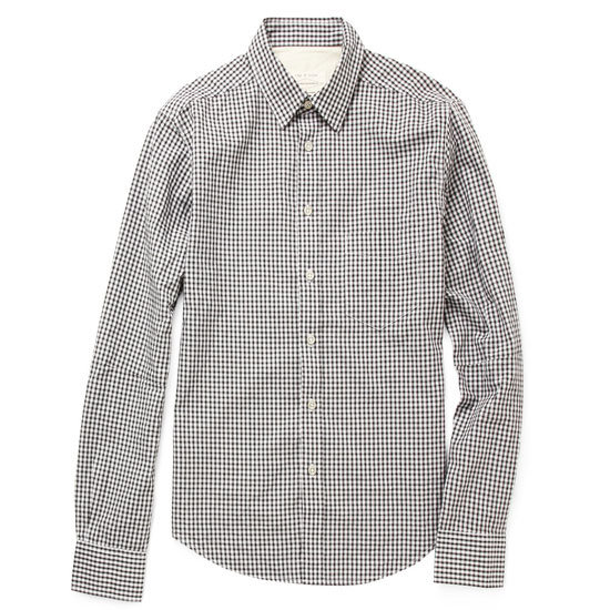 Check Mate Button-Down ($98)