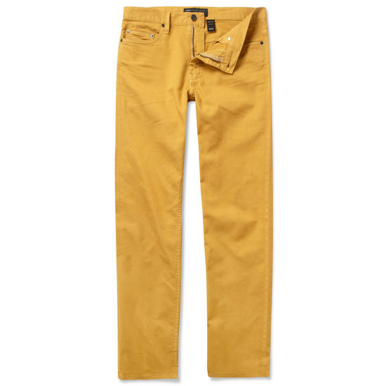 Mellow Yellow Pants ($200)