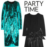 Net-A-Porter's Designer Blowout — Shop the Best Deals on Holiday-Worthy Party Dresses
