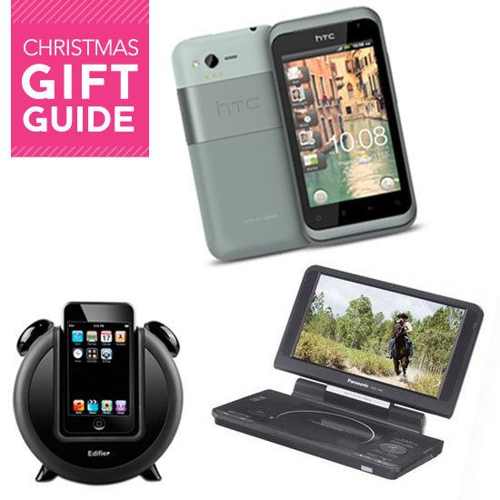 Christmas Technology Gift Ideas iPad 2, Docking Stations, Portable DVD Players & More!