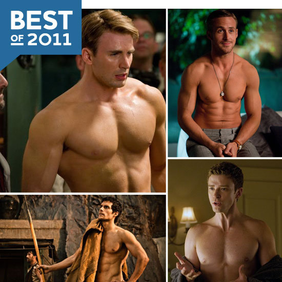 The Best Shirtless Movie Moments of 2011