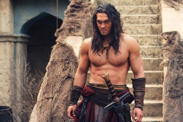 Jason Momoa, Conan the Barbarian