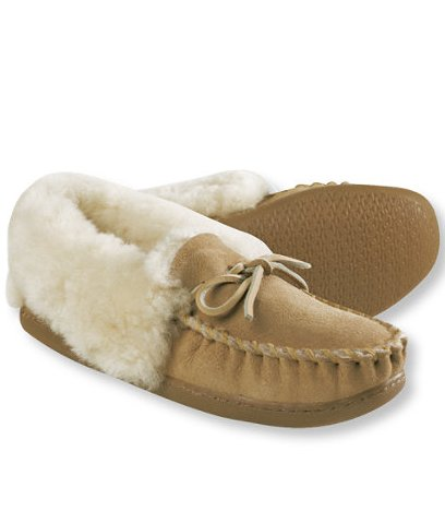 """These are hands down the comfiest slippers you'll ever own — you won't want to take them off! A perfect find for basically anyone with feet."" — Hannah Weil, assistant editor  L.L. Bean Women's Wicked Good Moccasins ($59)"