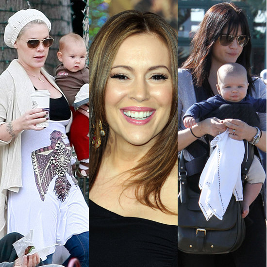 Which Celeb Is Talking About Postpartum Hair Loss?