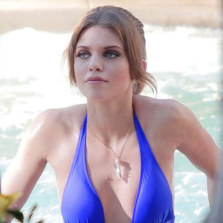 AnnaLynne McCord Bathing Suit 90210 Pictures