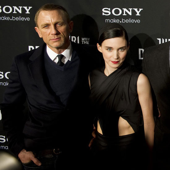 Rooney Mara and Daniel Craig Take Their Blockbuster Home to Sweden