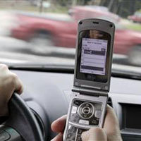 National Cell Phone While Driving Ban