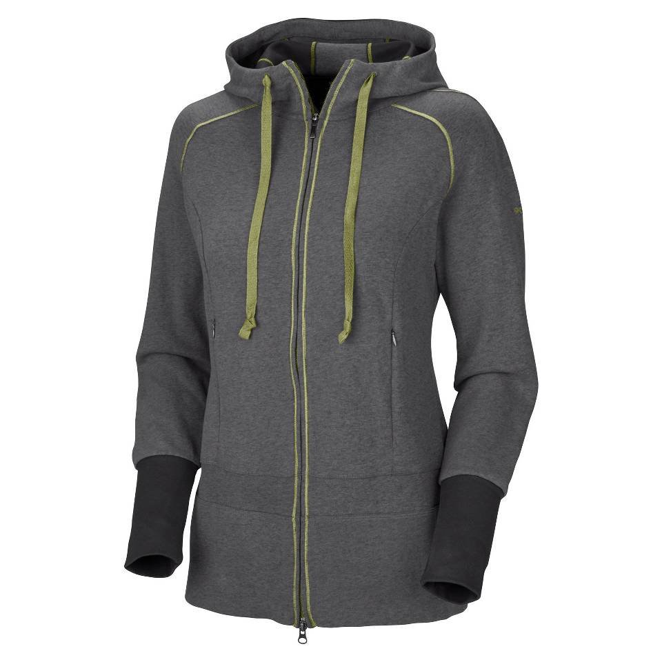 Columbia Heather Honey Long Hoodie