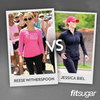 FitSugar Bracket For Fittest Female Celeb of 2011