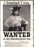 Dreaming Shirtless: A Look Back at Maidenform Bra Ads