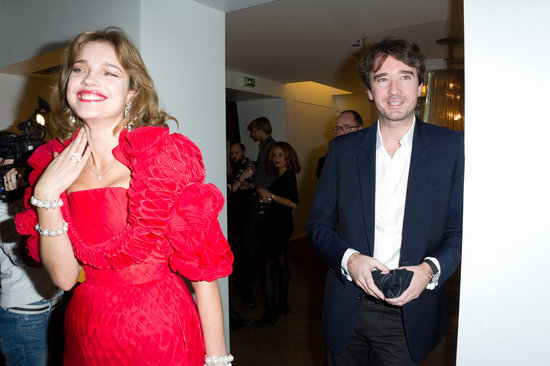 Natalia Vodianova, Boyfriend Antoine Arnault Celebrate Her Jewelry Launch in Paris