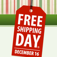 What Stores Participate in Free Shipping Day?