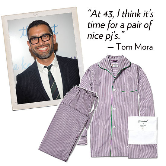 Tom Mora, Head of Womens' Design, J.Crew