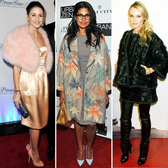 Celebrity Lookbook: Luxe Toppers