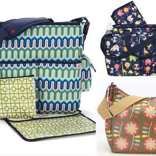 Colorful Diaper Bags
