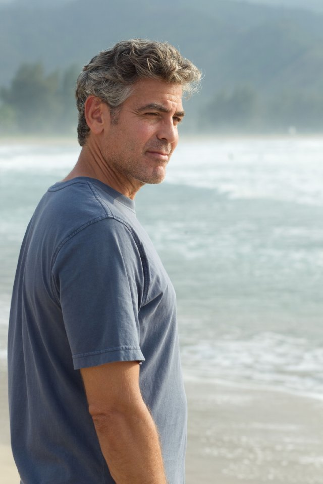George Clooney as Matt King