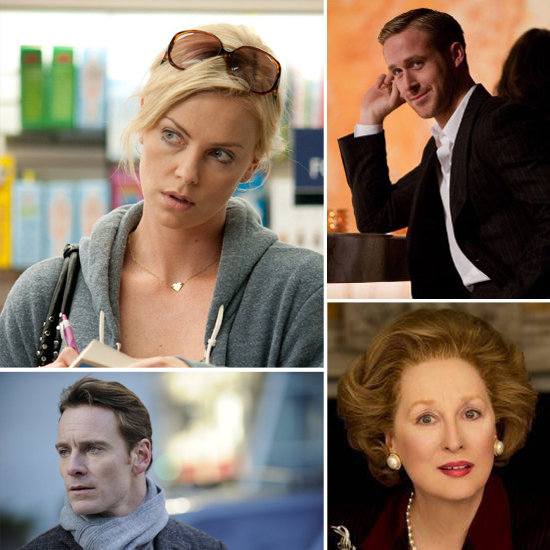 Golden Globe Nominated Movie Characters on Life & Love