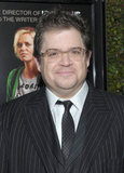 Patton Oswalt was on hand to premiere his new film, Young Adult, in LA.