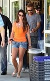 Britney and Jason were side by side shopping in LA in June 2009.