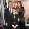 Sandra Bullock Alexander McQueen Premiere Pictures
