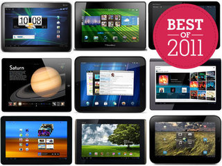 Best Tablet of 2011