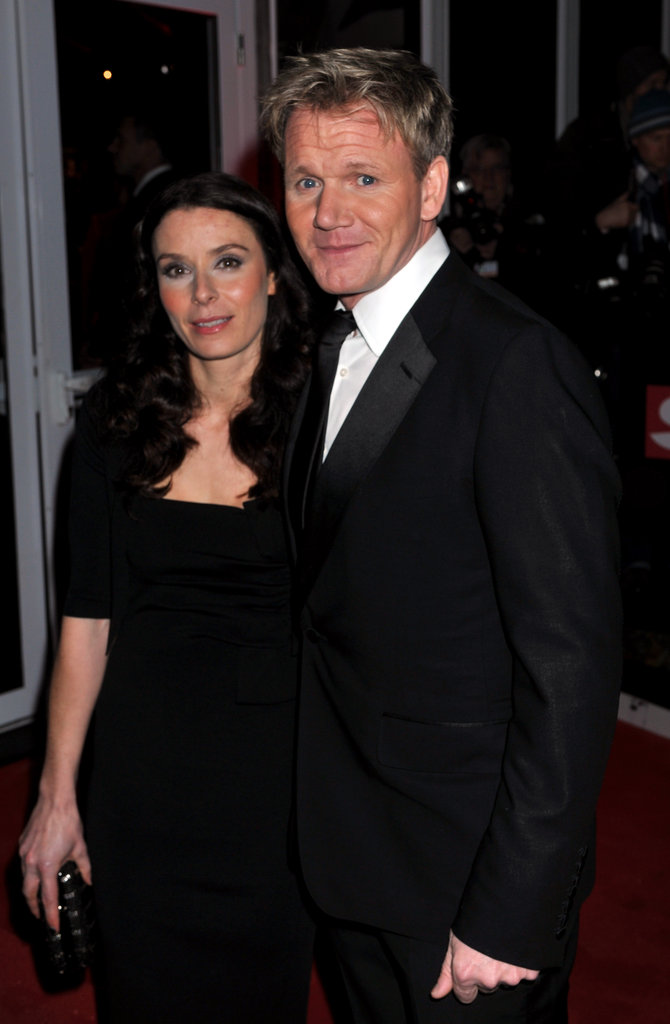 Gordon and Tana Ramsay at The Sun Military Awards.