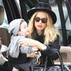 Rachel Zoe Shopping With Skyler in LA Pictures