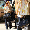 Rachel Zoe Shopping Dec. 19, 2011
