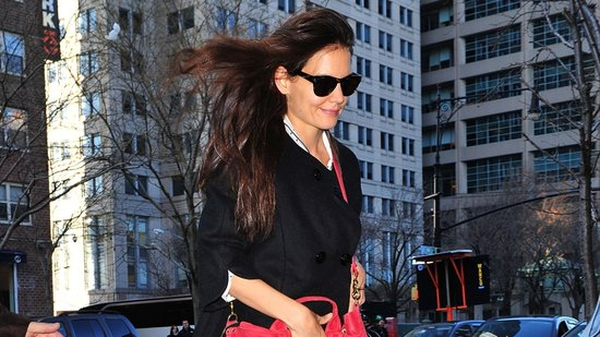 See All of Katie Holmes's Stylish Birthday Weekend Ensembles!