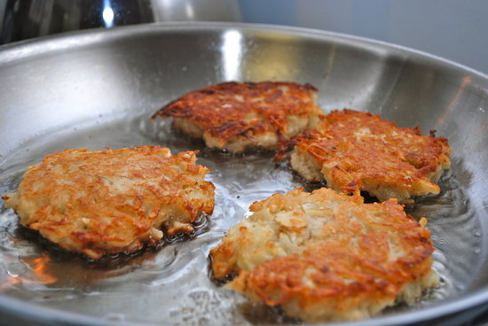 Happy Hanukkah! Fry Up Some Latkes For the First Night of Celebration