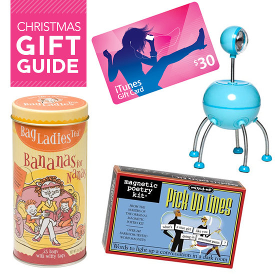 2011 Christmas Gift Guide: Stocking Fillers Under $30!
