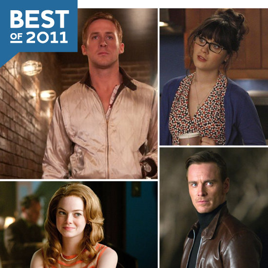 The Stars Who Were All Over the Screen in 2011