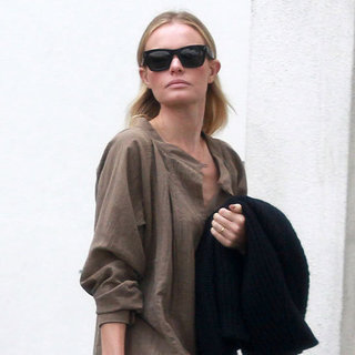 Kate Bosworth Heading to Meeting in LA Pictures