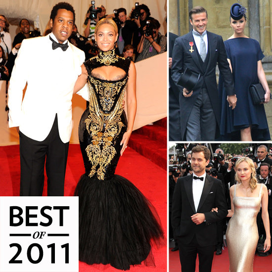Best of 2011: Most Stylish Celebrity Couple of the Year
