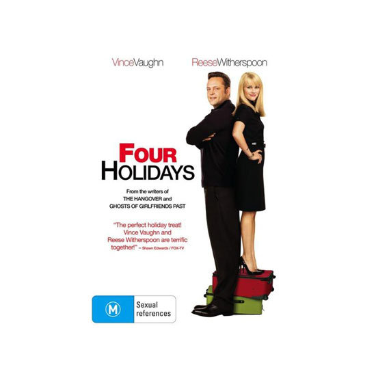 Four Holidays, $9.98
