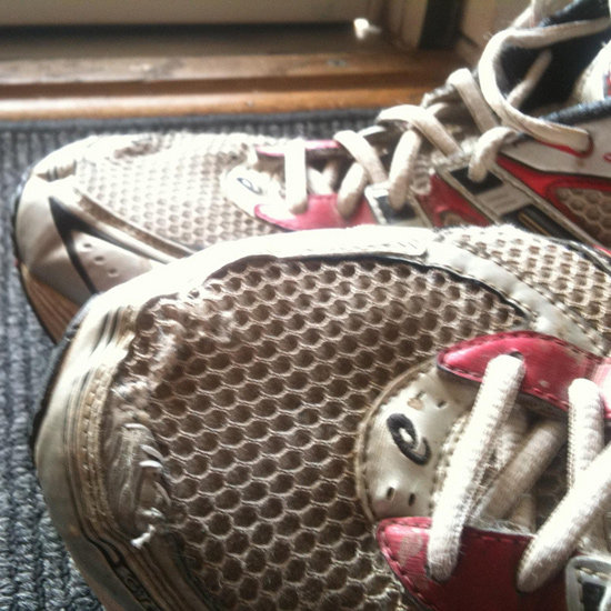 Do You Wash Your Running Shoes?