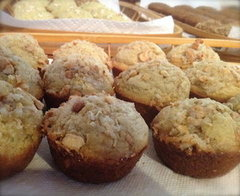 Coconut Muffins