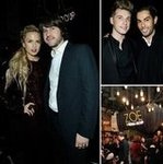 Rachel Zoe Holiday Fete at The Sayers Club