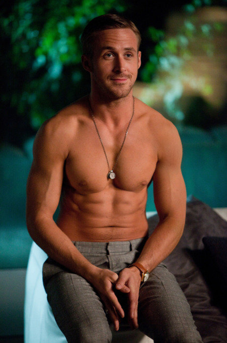 Oh yea, and then there's this scene in Crazy, Stupid, Love.