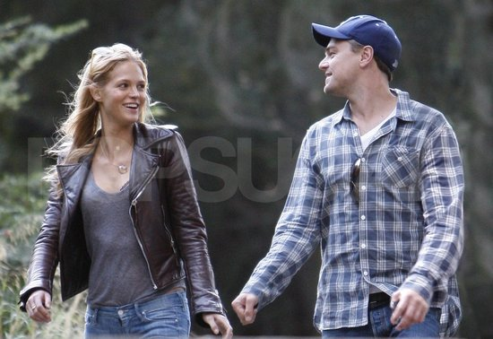 Leonardo DiCaprio and Erin Heatherton had a day date in LA.