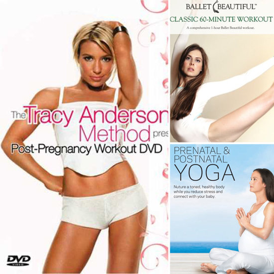5 Exercise DVDs New Moms Will Love (and Might Even Use)