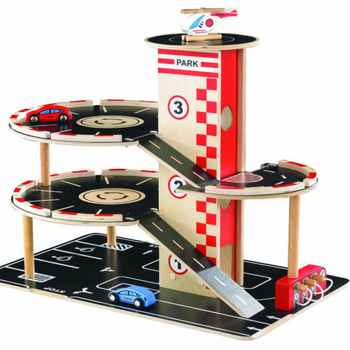 Play Garages For Kids